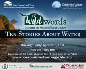 Wild Words - Celebrate the Waters of Door County!